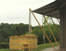 Peartrees Hot Tub
